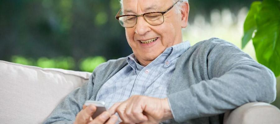 tecnologia ancianos