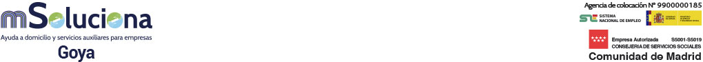 mSoluciona Goya Logo